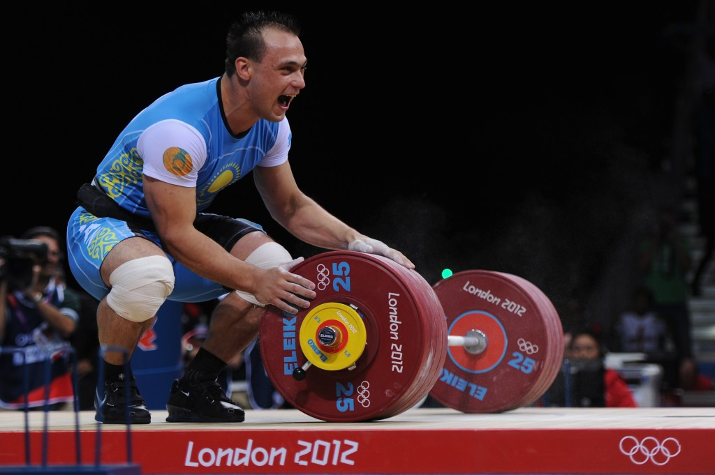 A decision on what bans will be served by countries including Kazakhstan, who have 10 positive retests including those of Ilya Ilyin, has hit further delays ©Getty Images