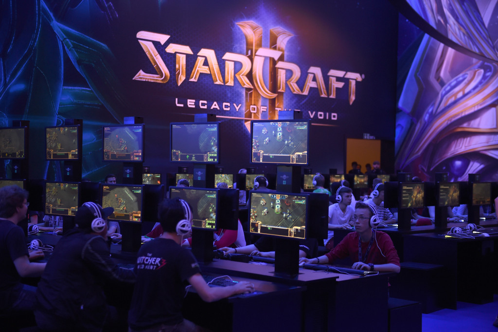 StarCraft is among games to be played at the Asian Indoor and Martial Arts Games ©Getty Images