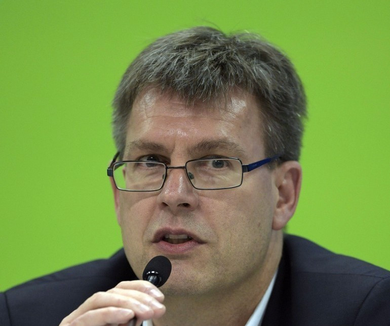 Weikert campaign for ITTF Presidency boosted as 19 governing bodies declare support