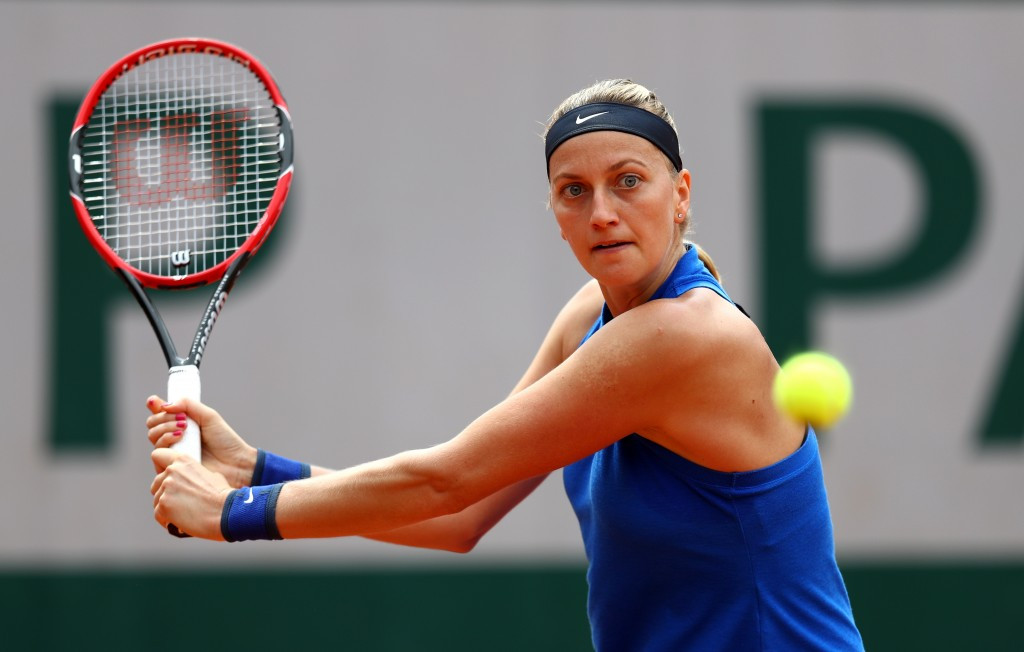 Kvitova to make return at French Open as draw is revealed