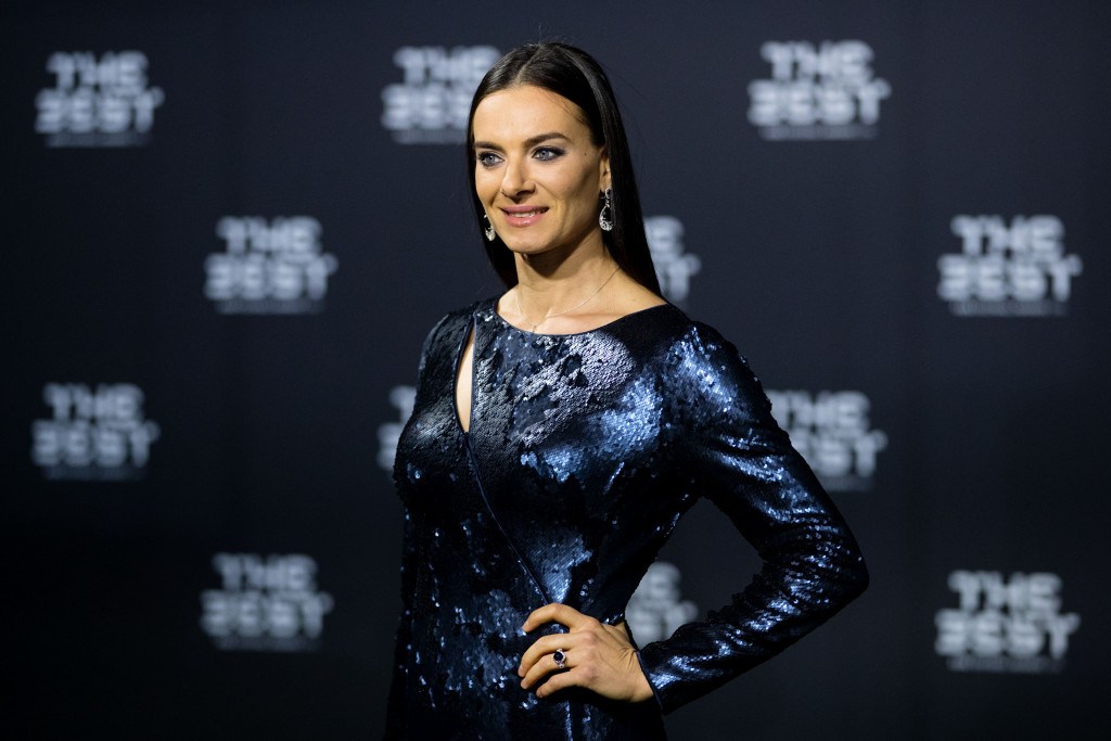WADA dismiss reports they have offered Isinbayeva ambassadorial role