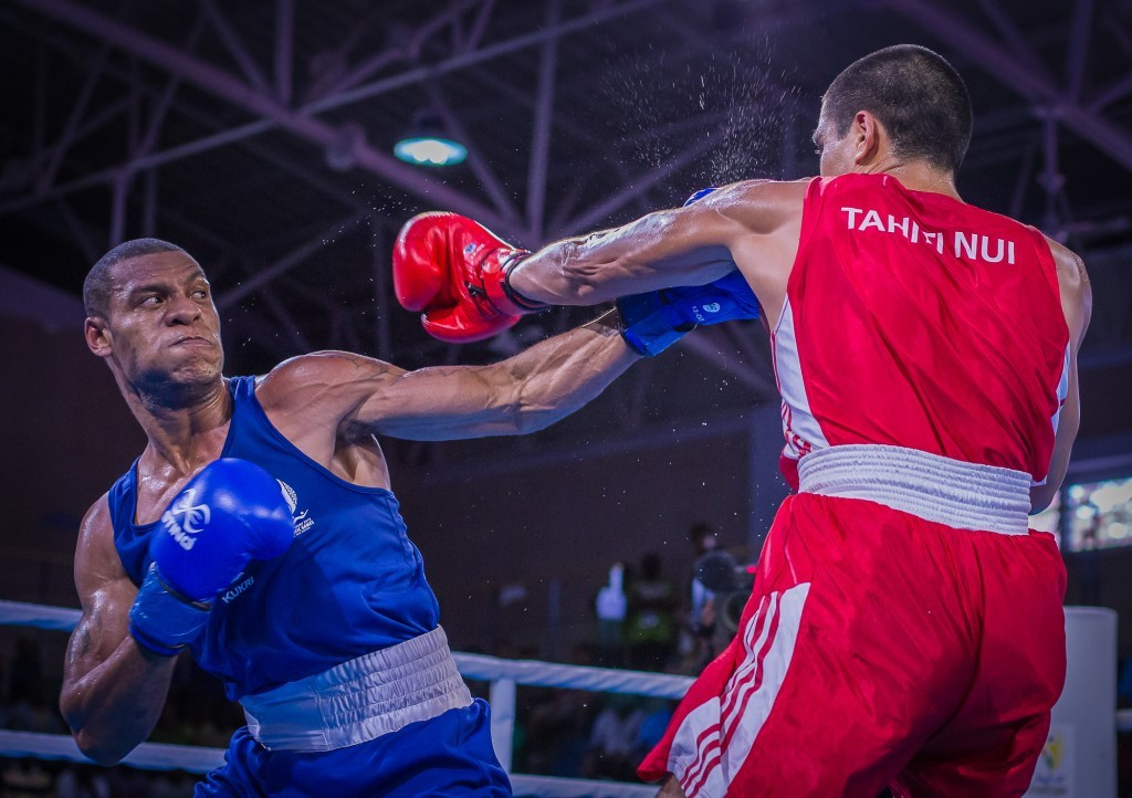 Hosts Papua New Guinea grab six men's boxing gold medals on final day of Port Moresby 2015
