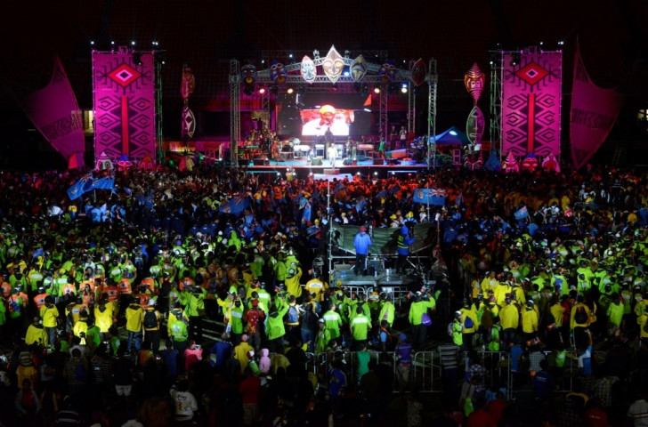 The Closing Ceremony brought the 2015 Pacific Games in Port Moresby to a fun-filled end today ©Joanna Lester/Games News Service