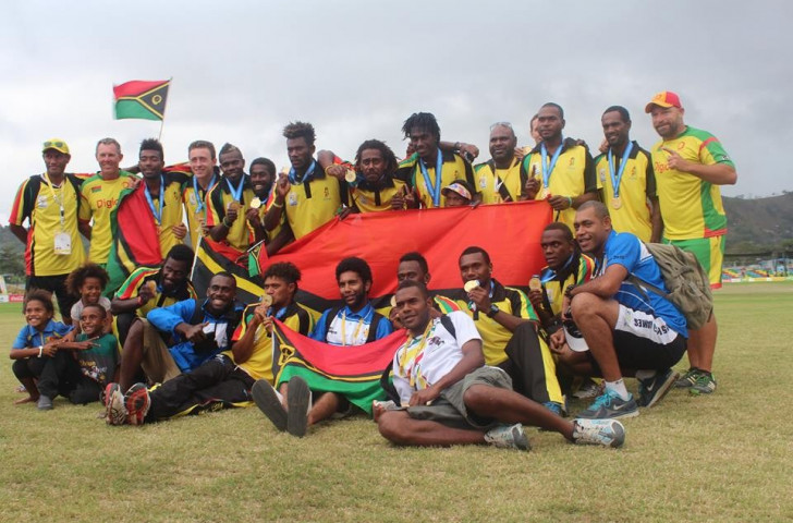 Vanuatu claim first cricket Pacific Games gold medal with victory over Papua New Guinea
