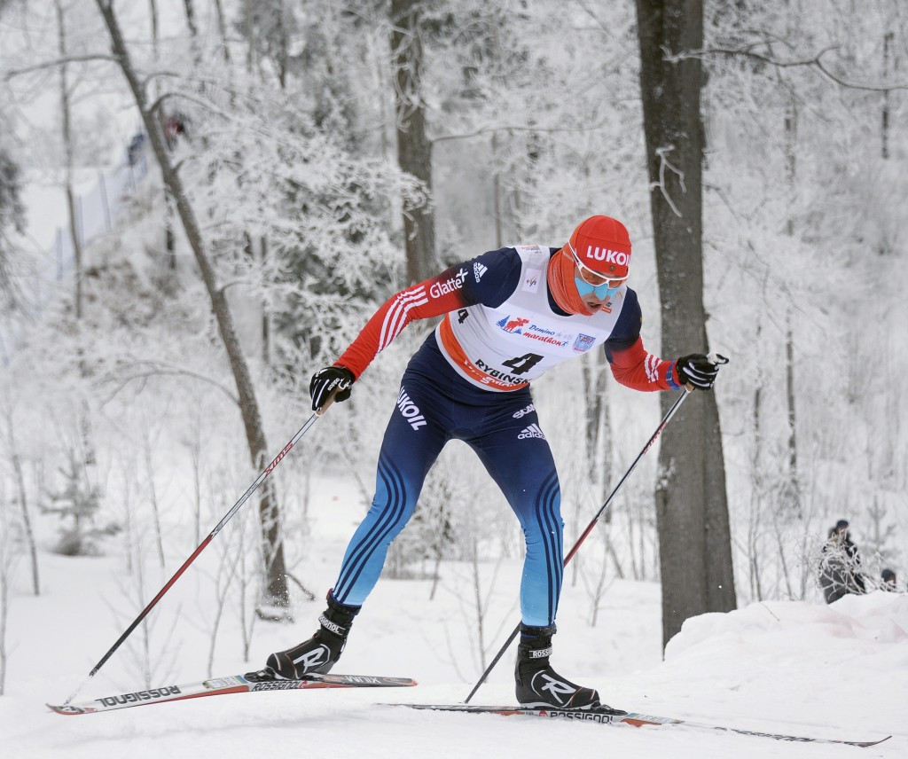 Olympic champion Alexander Legkov is one of the skiers involved ©Getty Images