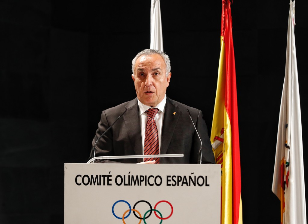 Blanco set to become longest serving Spanish Olympic Committee President after winning fourth term