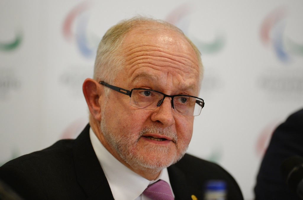 IPC President Sir Philip Craven said the Governing Board and Taskforce are impressed and encouraged by the significant progress the Russian Paralympic Committee has made but some criteria still needs to be fulfilled ©Getty Images