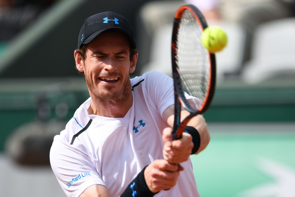 Sir Andy Murray recovers from set down to reach French Open third round