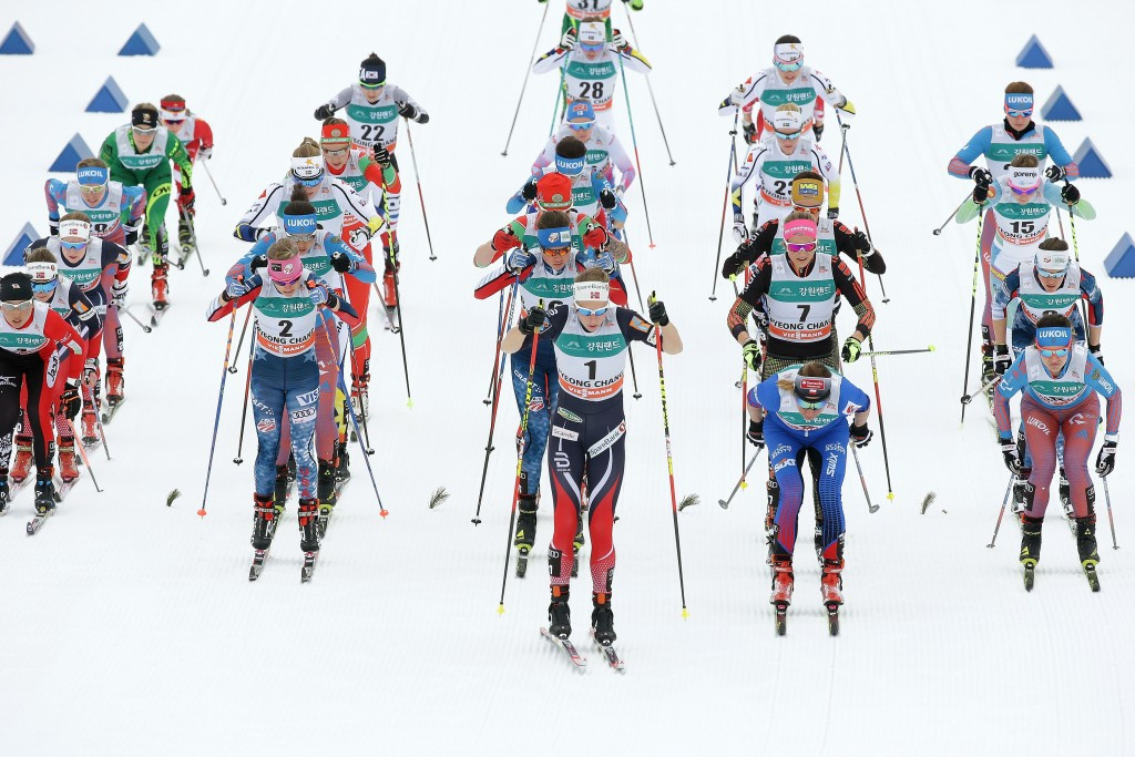 FIS reveals calendar for 2017-2018 FIS Cross-Country World Cup season