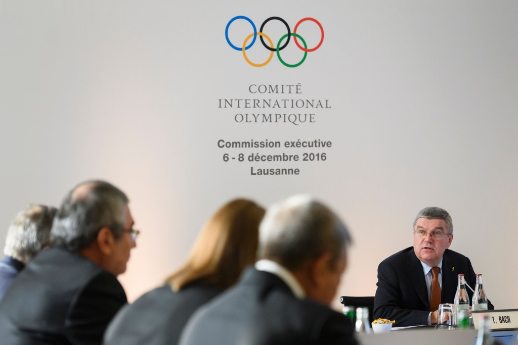 The IOC Executive Board are due to discuss changes away from a formal candidature process ©Getty Images