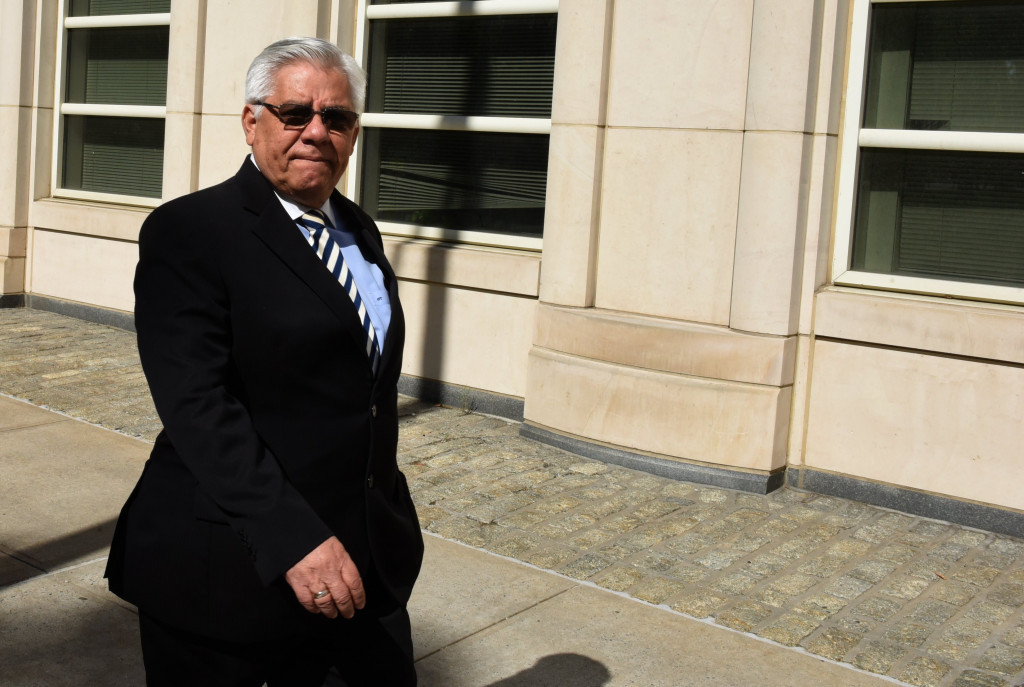 Former Guatemala Football Federation secretary general and judge Héctor Trujillo has pleaded guilty to wire fraud and conspiracy charges ©Getty Images