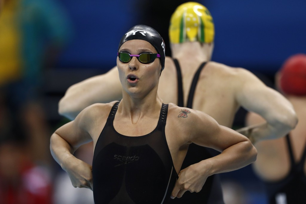 Pernille Blume's swimming gold helped Denmark to a successful Olympics at Rio 2016 ©Getty Images
