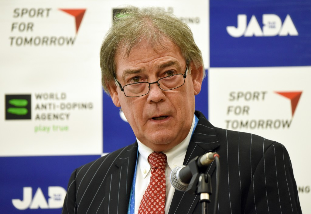 """David Howman has warned the body will be """"relentless"""" in their pursuit of athletes who cheat ©Getty Images"""