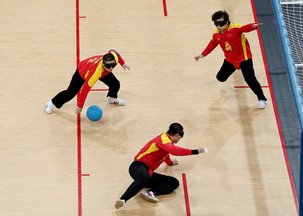 Schedule released for IBSA Goalball Asia Pacific Championships