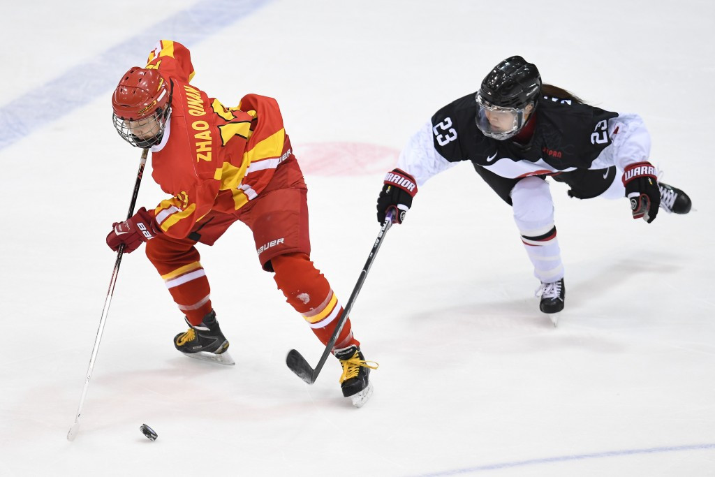 Chinese team join Canadian Women's Hockey League in boost to Beijing 2022 hopes