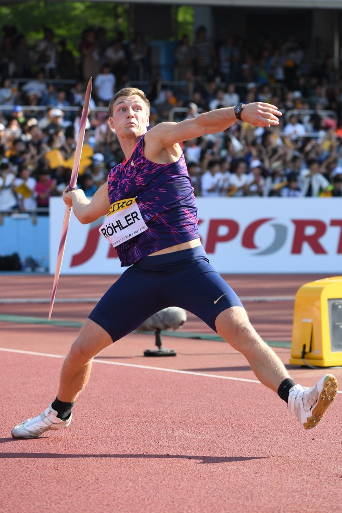 Gladiators to be challenged at Rome IAAF Diamond League