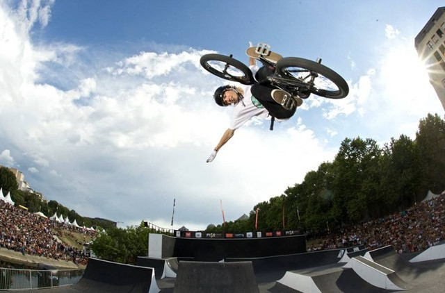 BMX freestyle park competitions are due to be held at Tokyo 2020 ©UCI