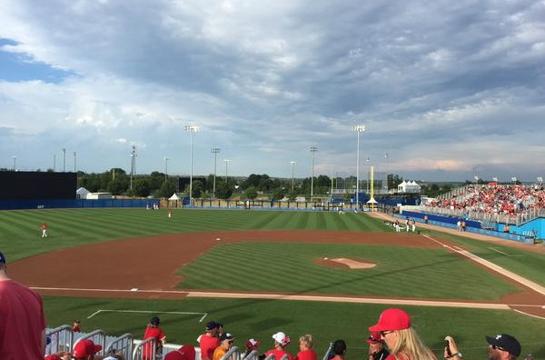 The Pan American Games: Day nine of competition