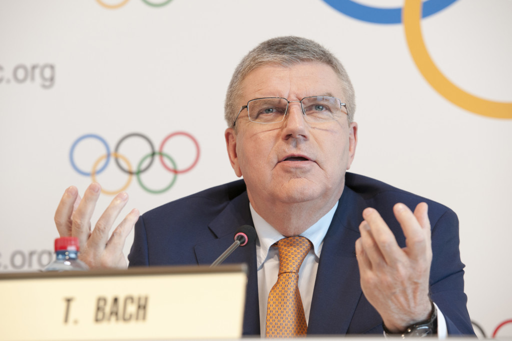 IOC keep Russian suspension in place for Pyeongchang 2018 Closing Ceremony but will lift it soon