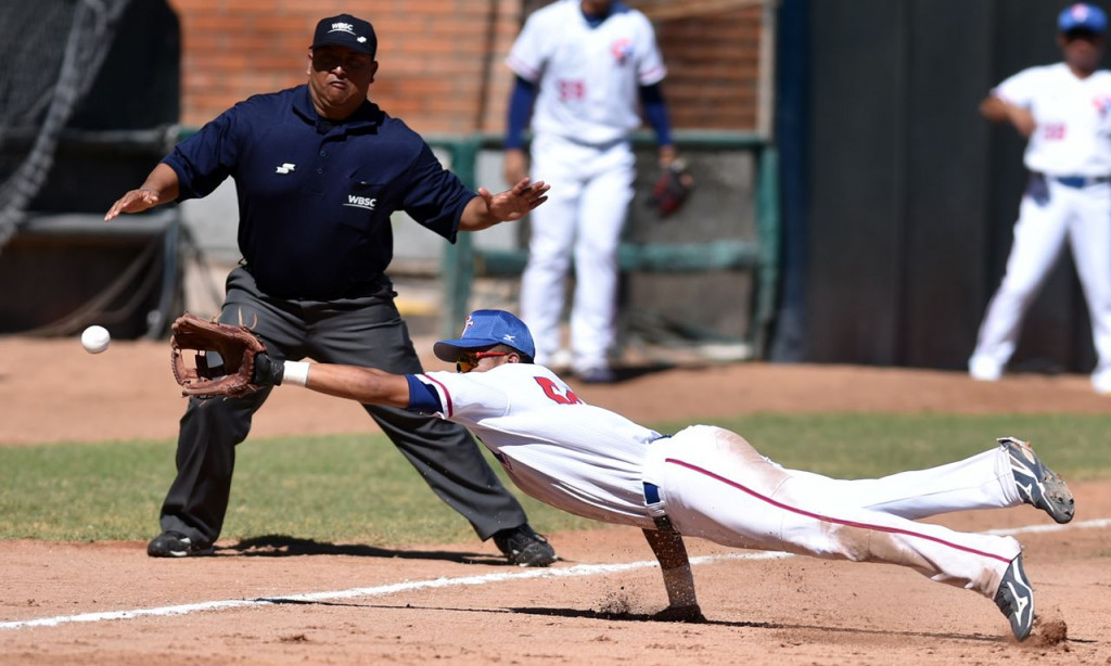 Chinese Taipei will be one of the favourites for gold ©WBSC