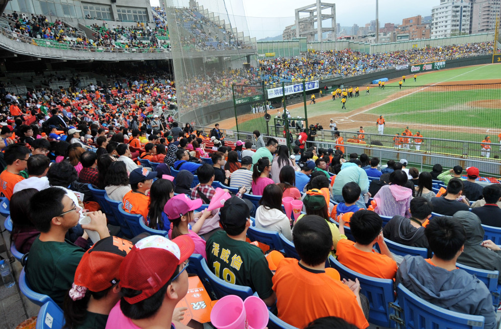 The Tianmu Baseball Stadium will be one of two venues for the competition ©Getty Images