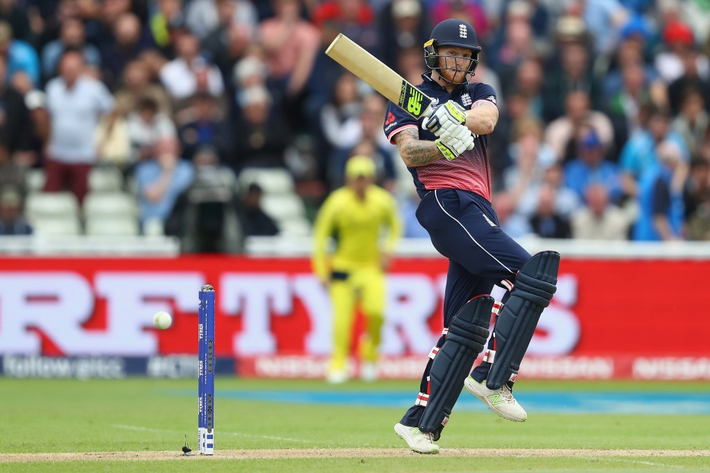 Stokes blasts Australia out of ICC Champions Trophy
