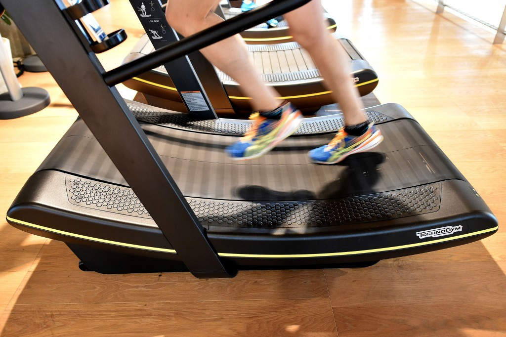 Athletes at the IAAF World Championships and World Para Athletics Championships will be able to use fitness equipment supplied by Technogym ©Getty Images