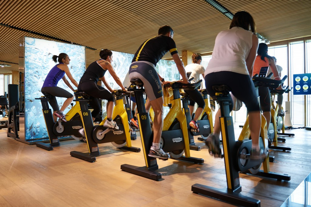 Technogym have been a supplier for the last six Olympic Games and also has a deal for the Gold Coast 2018 Commonwealth Games ©Getty Images