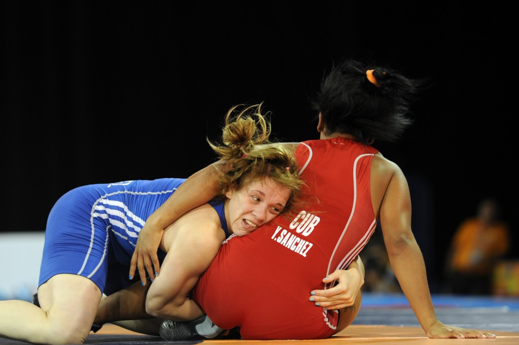 Wrestling medallist among five more doping cases to emerge at Toronto 2015
