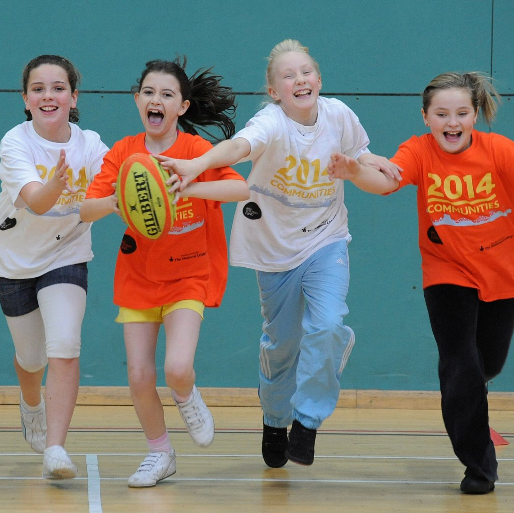 A fund of £800,000 has been established to try to help ensure Glasgow 2014 creates a legacy and gets Scotland more active
