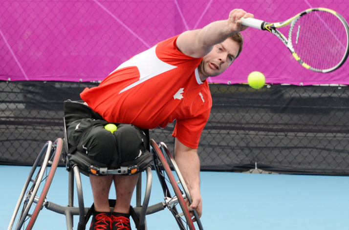 Canadian wheelchair tennis squad unveiled for Toronto 2015 Parapan American Games