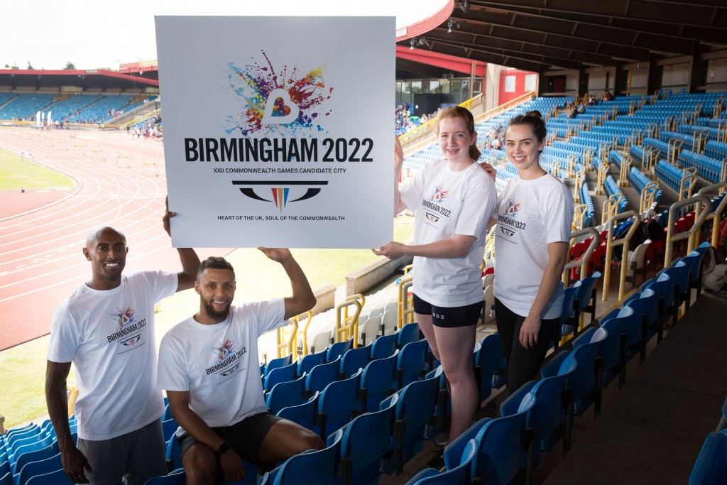 Birmingham remain the only bidders for the 2022 Commonwealth Games with a month to go until the deadline ©Birmingham 2022