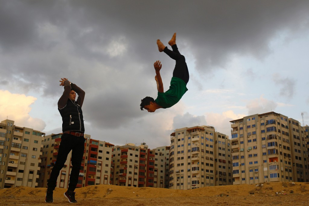 Indonesia has urged the FIG to open dialogue with the communities within parkour ©Getty Images