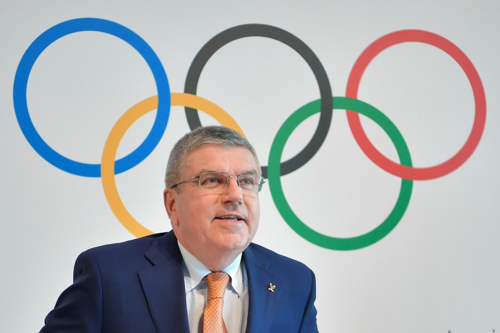 Thomas Bach is the first IOC leader to meet the United States President at the White House since Lord Killanin held talks with Jimmy Carter in 1980 ©Getty Images