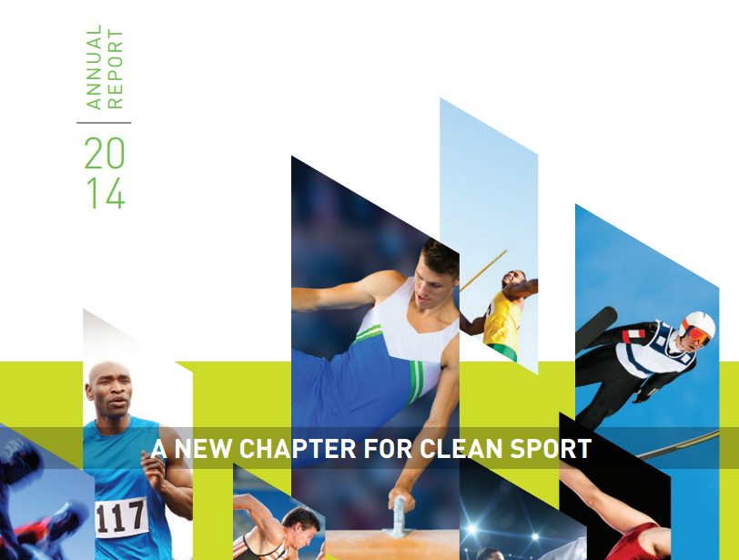 WADA's annual report has revealed that the organisation has a deficit of $1.14 million ©WADA