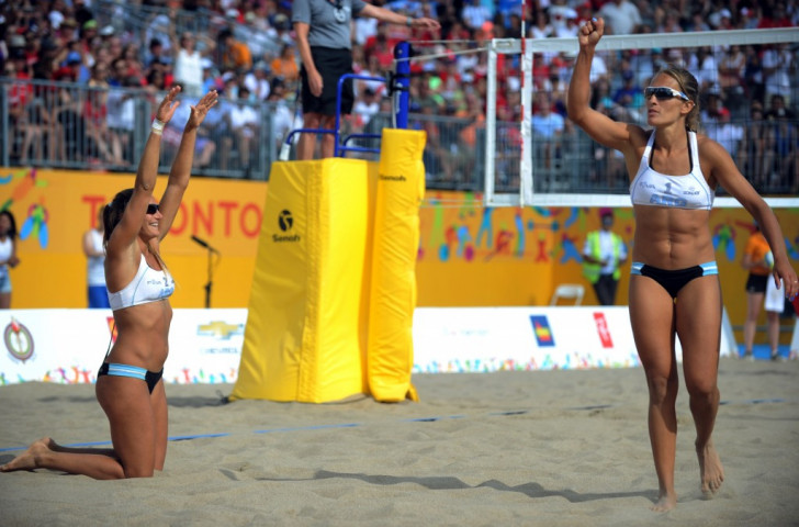 The Pan American Games: Day 11 of competition