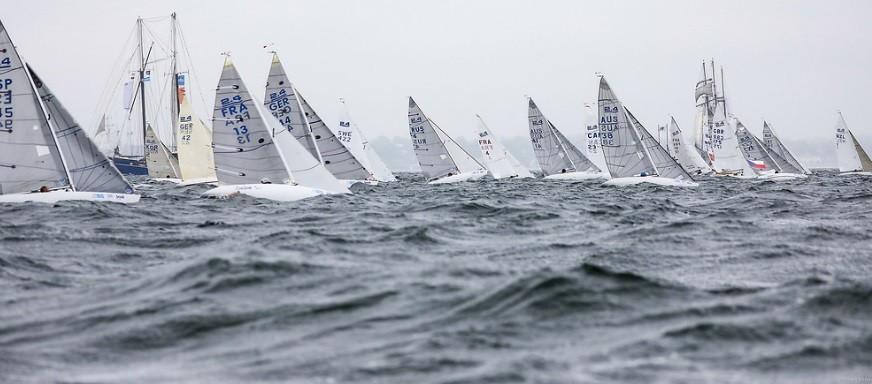 Kröger delivers gold medal for hosts at Para World Sailing Championships