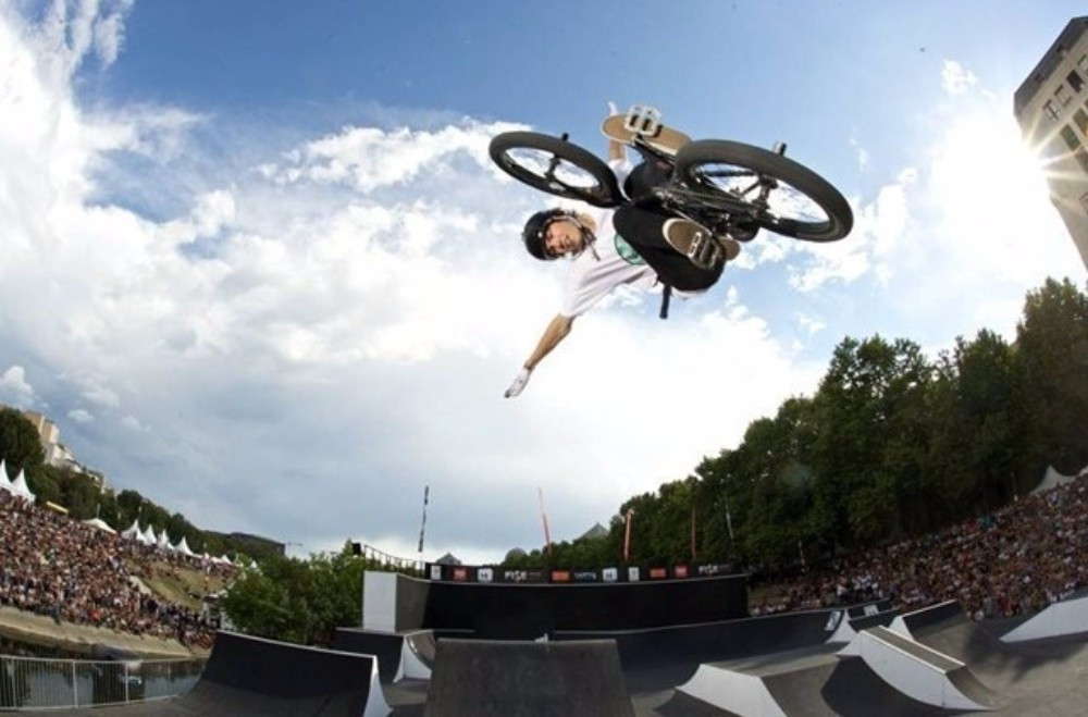 Discussions over the urban cluster, where  BMX freestyle park, skateboarding and sport climbing will take place are set to be discussed ©Getty Images