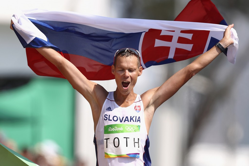 Olympic 50km race walk gold medallist to miss World Championships after IAAF doping investigation