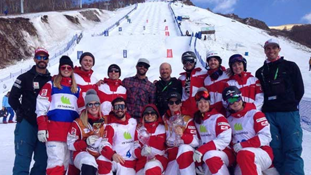 The Canadian Freestyle Ski World Cup will be held in the Tremblant resort ©Canadian Freestyle Ski Association