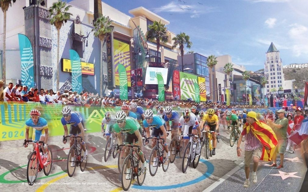 Los Angeles, which has already drawn up plans for a proposed bid for 2024, is poised to step in if the USOC decide to withdraw their support for Boston