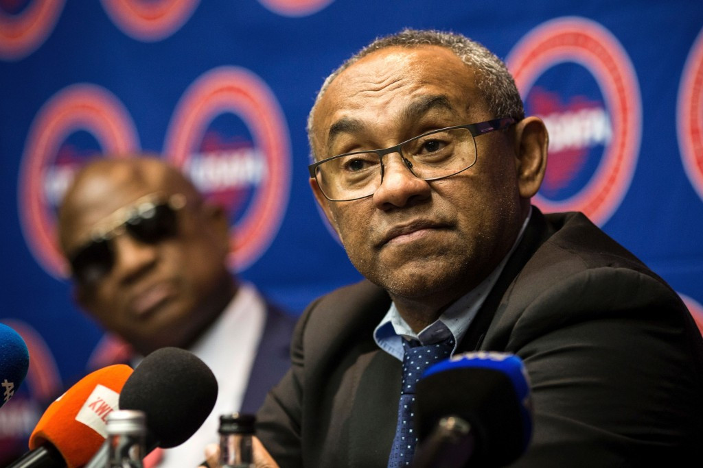 CAF President Ahmad Ahmad pledged to review the current structure of the Cup of Nations when he was elected in March ©Getty Images