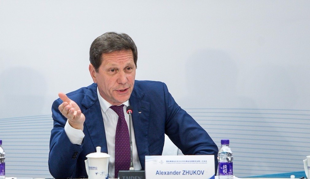 Zhukov and Lappartient among EOC Coordination Commission appointments for Minsk 2019
