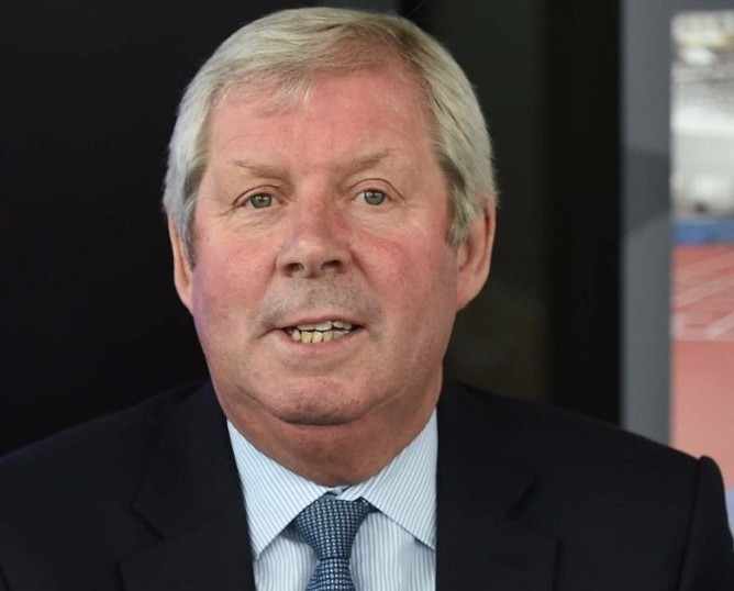 Olympic bronze medallist Brendan Foster has joined the Birmingham 2022 bid for the Commonwealth Games ©Getty Images