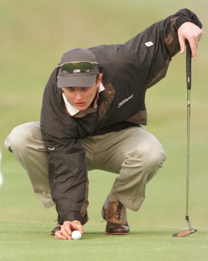 England's Justin Rose finished fourth at Royal Birkdale as an amateur in 1998 ©Getty Images