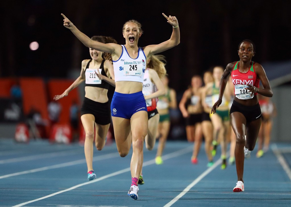 Wallace produces superb run as Colthrust makes Commonwealth Youth Games history for Trinidad and Tobago