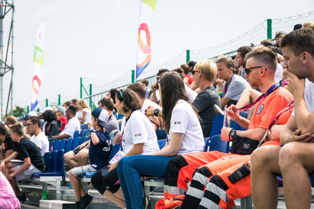 World Games 2017 organisers have expressed their delight at ticket sales ©IWGA