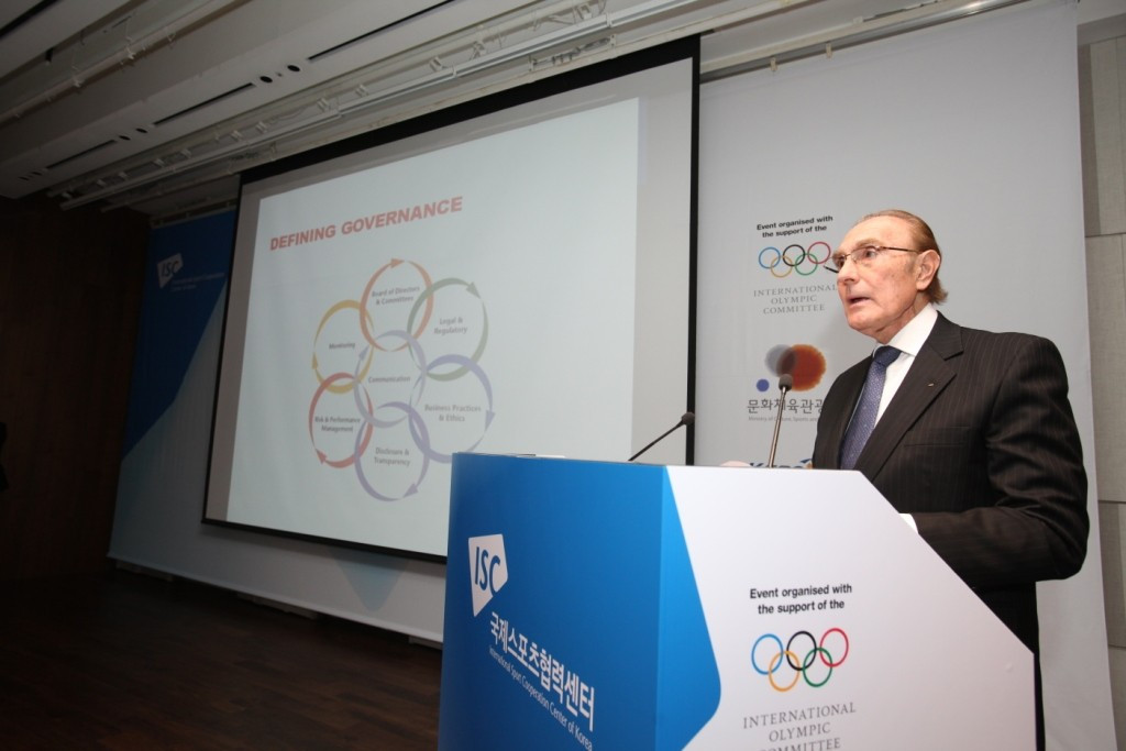 Exclusive: Dibos emerges as fifth new candidate for IOC Executive Board