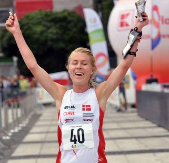 Alm secures maiden World Games gold with orienteering sprint success