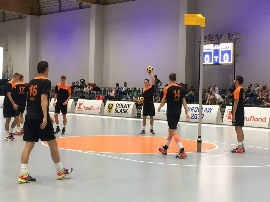 The Netherlands claim ninth World Games korfball title in a row